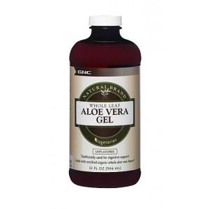 Buy GNC AloeVera Juice Unflavoured Liquid (32 Oz) - Nykaa
