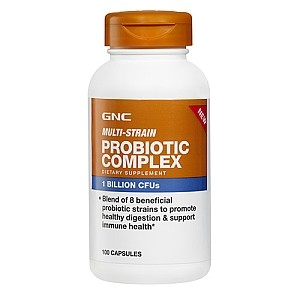 Buy GNC Probiotic Complex Capsule 1Bn (100 Capsules) - Nykaa