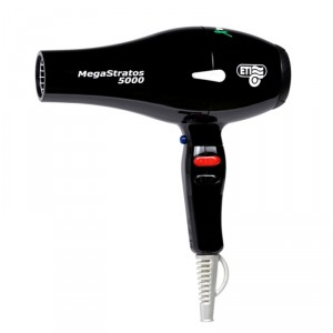 Buy ETI Italy Megastratos 2500 Watts Dryer Black - Nykaa