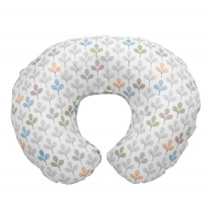 Buy Chicco Boppy Cotton Slipcover Silverleaf - Nykaa