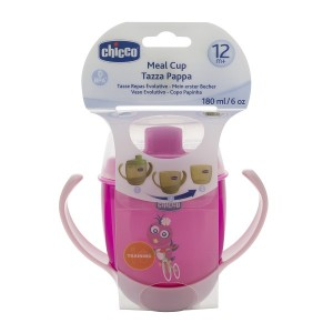 Buy Chicco Meal Cup Pink (12M+) - Nykaa