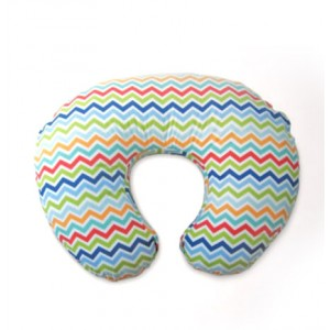 Buy Chicco Boppy Pillow Cotton S.C.Colorful Chevron - Nykaa