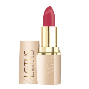Buy Lotus Herbals Pure Colors Matte Lip Color - Nykaa