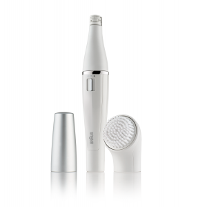 Buy Braun 810 Face Mini Epilator + Cleansing Brush - Nykaa