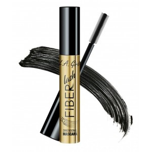 Buy L.A. Girl Fiber Lash Mascara - Black - Nykaa