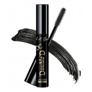 Buy L.A. Girl Double D Mascara - Black - Nykaa
