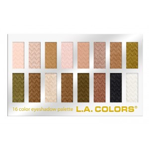 Buy L.A. Colors 16 Color Eyeshadow Palette - Sweet - Nykaa