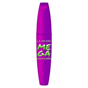 Buy L.A. Colors Mega Dramatilash Mascara - Intense Black - Nykaa