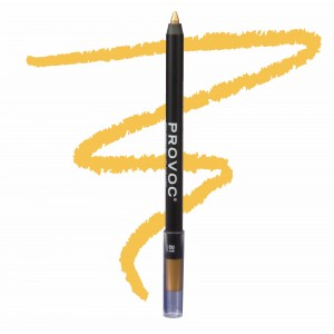 Buy Provoc Semi-Permanent Gel Eye Liner - Nykaa