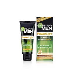 Buy Garnier Men PowerLight Intensive Fairness Moisturiser - Nykaa