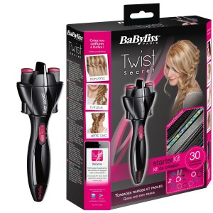 Buy BaByliss TW1100E Twist Secret with Accessories - Nykaa