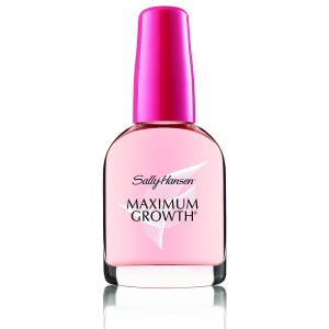 Buy Sally Hansen Maximum Growth Treatment For Short Nails  - Nykaa