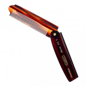 Buy Kent 82T Authentic Handmade Super Fine Folding Comb - Nykaa