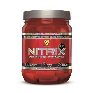 Buy BSN Nitrix 2.0 Advanced Strength - Nykaa