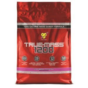 Buy BSN True-Mass Gainer 1200 (Strawberry Milkshake) - Nykaa