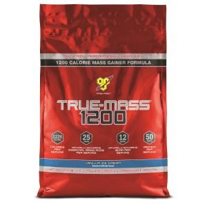 Buy BSN True-Mass Gainer 1200 (Vanilla Ice Cream) - Nykaa