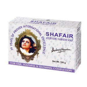 Buy Shahnaz husain ShaFair Ayurvedic Fairness Soap - Nykaa