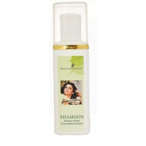 Buy Shahnaz Husain ShaMoon Sandalwood Cleansing Lotion - Nykaa