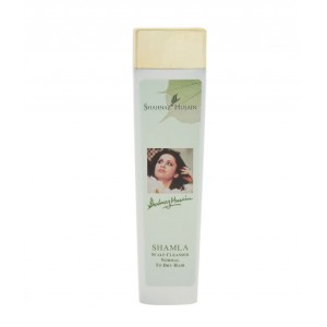 Buy Shahnaz Husain Shamla Scalp Cleanser For Normal to Dry Hair - Nykaa