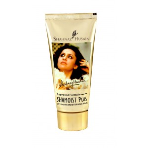 Buy Shahnaz Husain Improved Formula Shamoist Plus Intensive Moisturising Milk - Nykaa