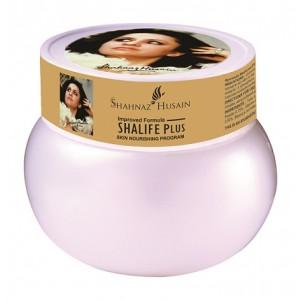 Buy Shahnaz Husain Improved Formula ShaLife Plus Skin Nourishing Program - Nykaa