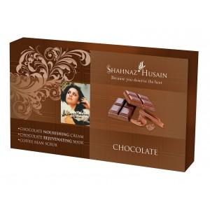 Buy Shahnaz Husain Chocolate Kit - Nykaa