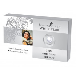 Buy Shahnaz Husain White Pearl Skin Whitening Therapy - Nykaa