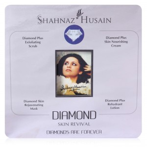 Buy Shahnaz Husain Diamond Skin Revival Diamonds Are Forever - Nykaa