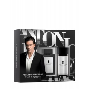 Buy Antonio Banderas The Secret Set - Nykaa