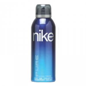 Buy Herbal Nike Pure Men Deodorant Spray - Nykaa