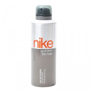 Buy Nike Up or Down For Men Deodorant Spray - Nykaa