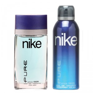 Buy Nike  Men Pure EDT & Deo Spray - Nykaa