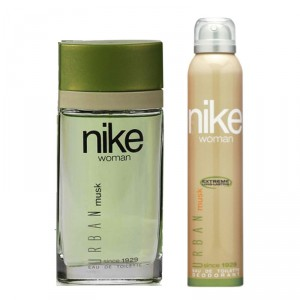 Buy Nike Women Urban Musk EDT & Deo Spray - Nykaa