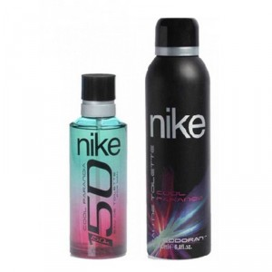 Buy Nike Cool Paranoia Gift Set For Men (EDT 150 ml + Deo 200 ml) - Nykaa