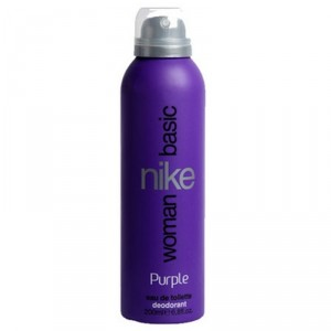 Buy Nike Woman Basic Purple Deo Spray - Nykaa