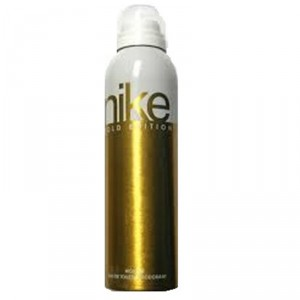 Buy Nike Women Gold  Deo Spray - Nykaa
