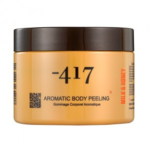 Buy minus417 Aromatic Body Peeling - Milk & Honey - Nykaa