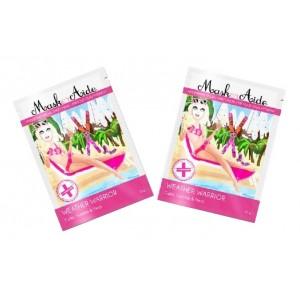 Buy MaskerAide Pretty Pink Combo - Nykaa