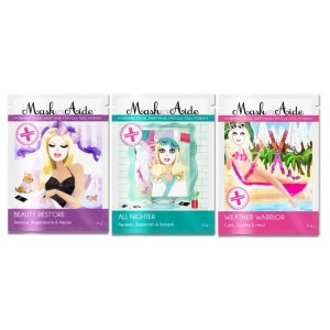 Buy Herbal Chill Pill Combo 3 Facial Sheet Masks - Nykaa