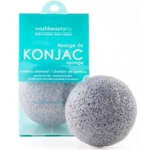 Buy MaskerAide Konjac Sponge Charcoal - Nykaa