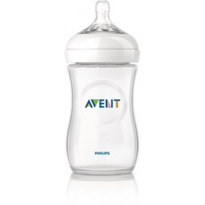 Buy Philips Avent Natural Bottle - Single Pack - Nykaa