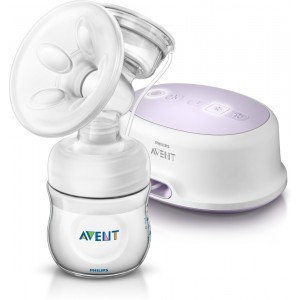 Buy Philips Avent Comfort Single Electric Breast Pump - Nykaa