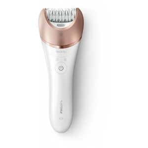 Buy Herbal Philips Satinelle BRE650/00 Prestige Wet and Dry Epilator - Nykaa