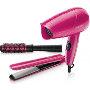 Buy Philips HP8647 Hair Straightener, Hair Dryer, Curler - Nykaa