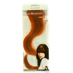 Buy Balmain Paris Hxp 1 Pc Color 30Cm Hair Extension - Spicy Red - Nykaa
