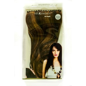Buy Balmain Paris Hxp 1 Pc Full Length 40Cm Hair Extension - Warm Copper - Nykaa