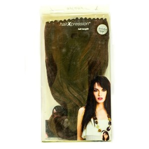 Buy Balmain Paris Hxp 1 Pc Full Length 40Cm Hair Extension - Funky Red - Nykaa
