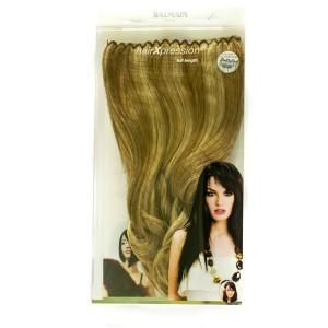 Buy Balmain Paris Hxp 1 Pc Full Length 40Cm Hair Extension - Natural Blonde - Nykaa