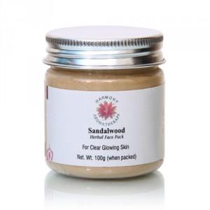 Buy Harmony Aromatherapy Sandalwood Herbal Face Pack - Nykaa