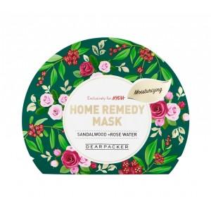 Buy DearPacker Home Remedy Mask - Sandalwood + Rosewater - Nykaa